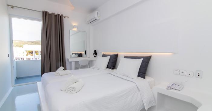 A Brand New Reinnovated Byzantio City Hotel Tinos Island
